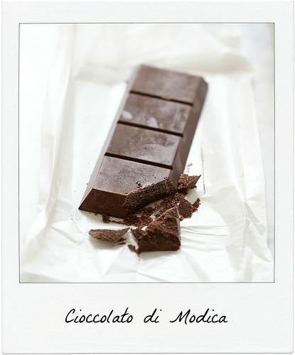 Cioccolato Modica chocolat sicilien non conche histoire infos bonnes adresses