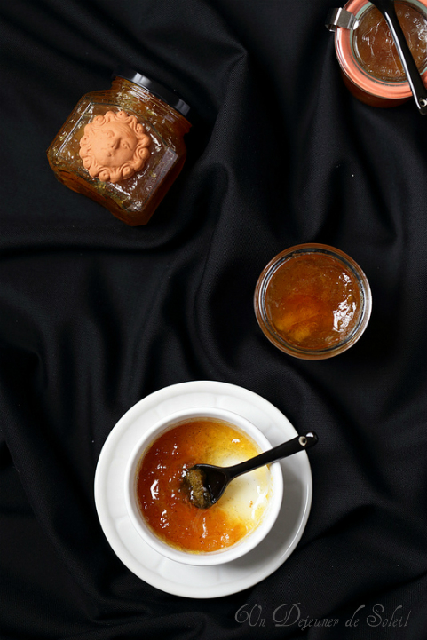 marmelade au citron