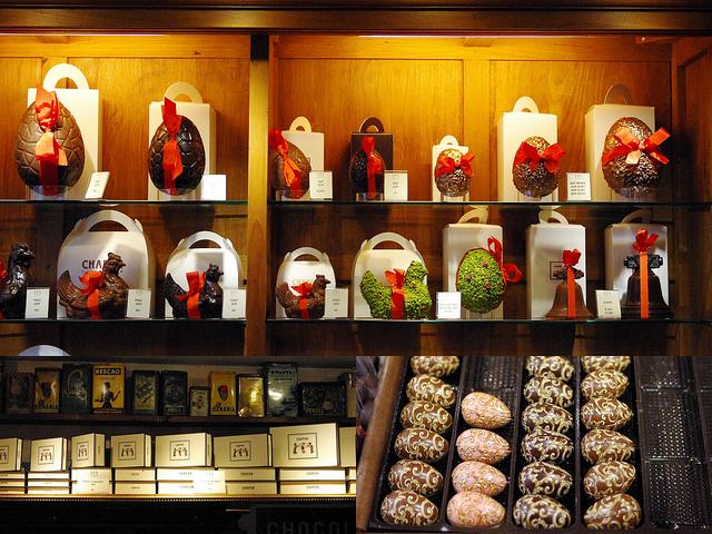 boutique Chapon Chelles chocolat oeufs Paques