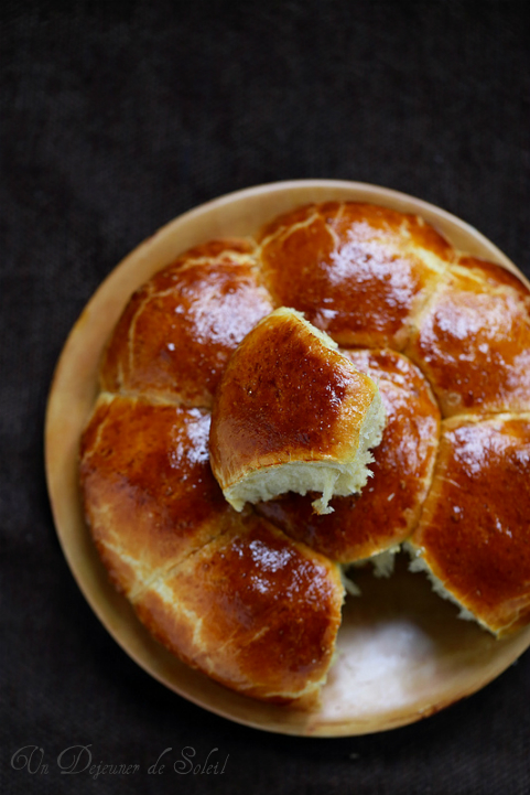 reussir brioche mousseline recette conseils quantites beurre