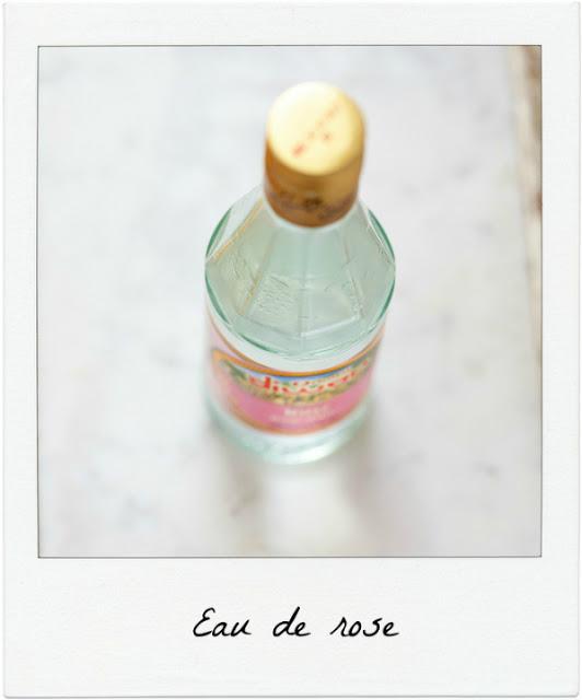 eau de rose recettes ou trouver