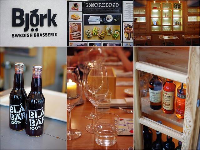 Bjork Swedish Brasserie Aoste