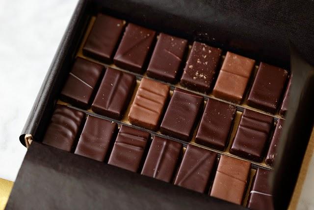 Le chocolat Alain Ducasse Manufacture a Paris