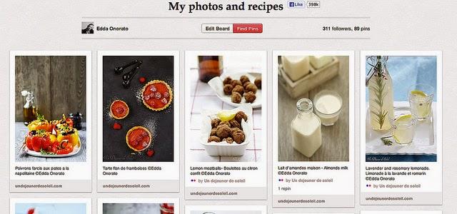 My photos and recipes Edda Onorato