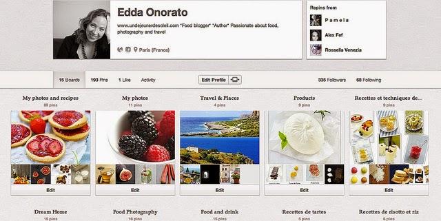 Edda Onorato Pinterest