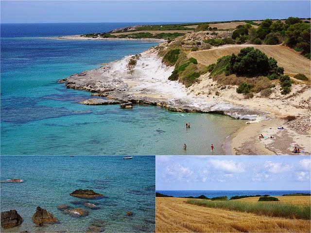 Sardaigne île de San Pietro