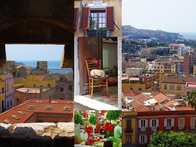 Sardaigne images de Cagliari