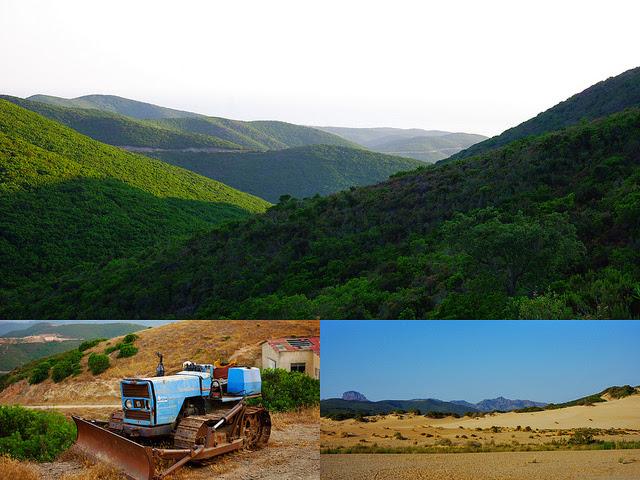 Costa verde Agriturismo Oasi del Cervo Piscinas