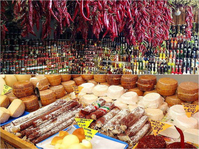 Marché de Vieste (Pouilles, Italie) : produits typiques et bonnes adresses