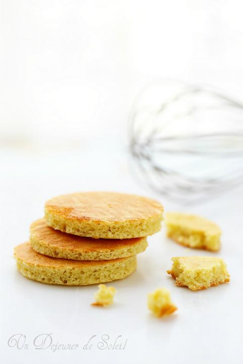 Biscuit joconde base pour entremets