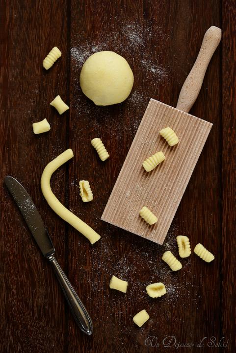 Malloreddus ou gnocchetti sardi