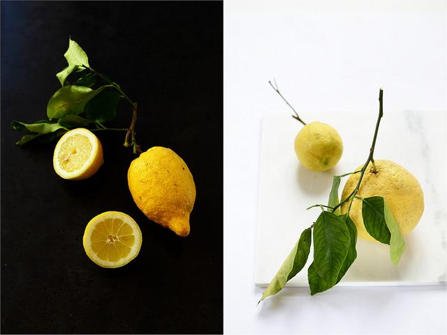 Citrons italiens : Sorrento et Amalfi
