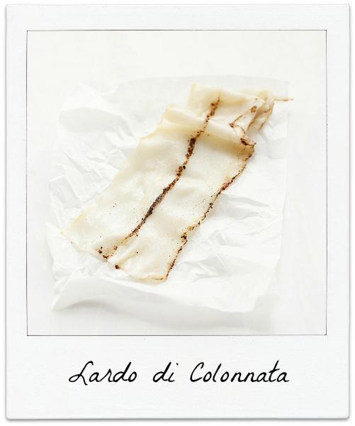 Tout savoir sur le Lardo di Colonnata typique de la Toscane