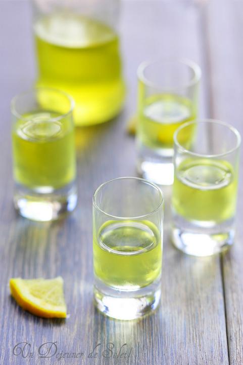 La recette du limoncello mason (histoire et conseils) - Homemade limoncello