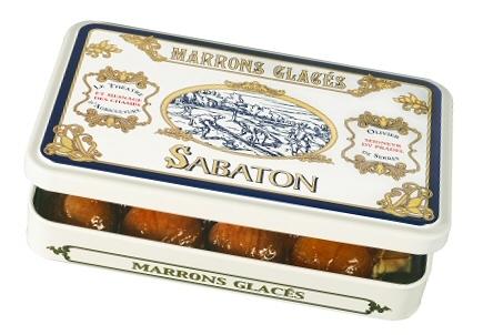 Marrons glacés de Sabaton