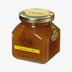 Marmelade de cédrat de Colle Vicario