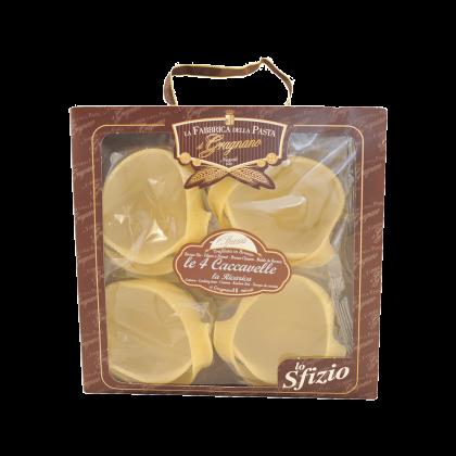Pâtes artisanales de Gragnano Caccavelle