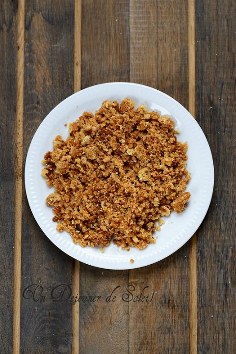 Pâte à crumble : recette de base, conseils et variantes