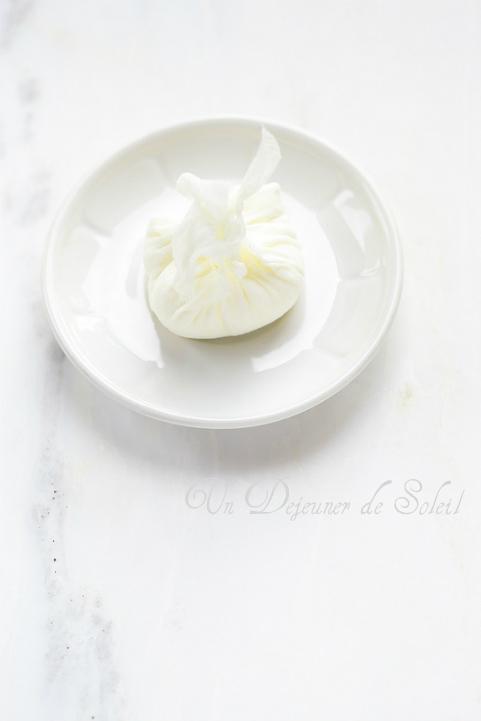 Labne maison (fromage frais à base de yaourt)