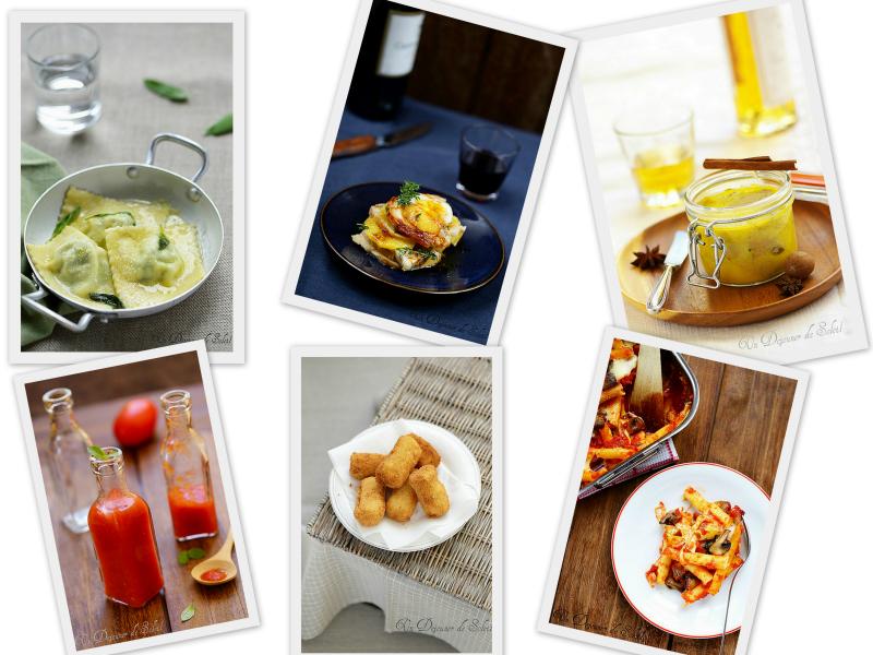 Meilleures recettes salées 2013
