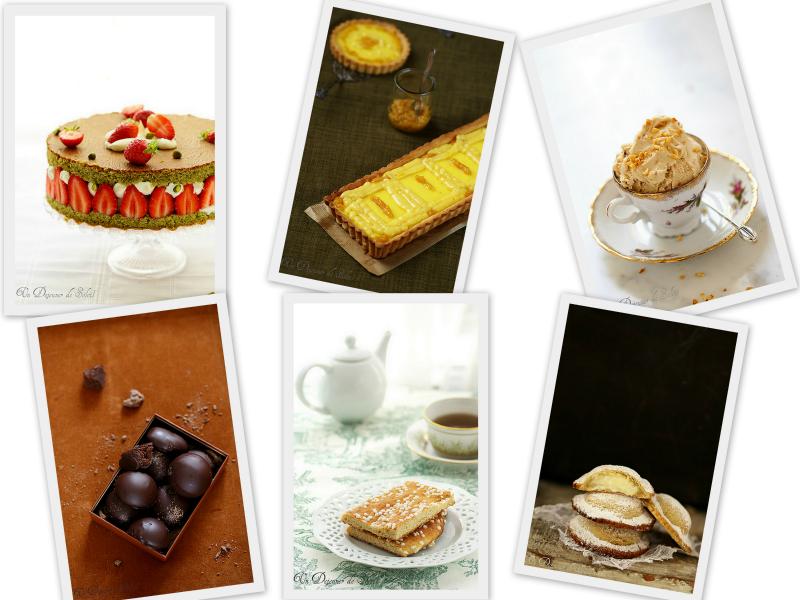 Meilleures recettes sucrées 2013