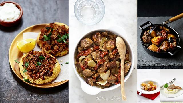 14 idées recette avec l'agneau - Lamb recipes