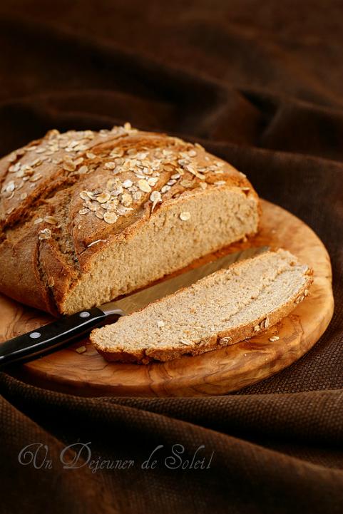 Pain de seigle - Rye bread