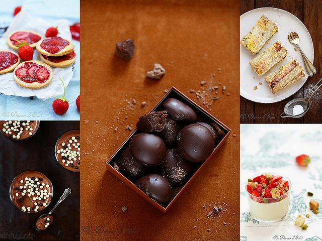 Recettes de desserts pour Pâques - Easter desserts