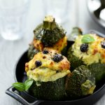 courgettes farcies poisson olives