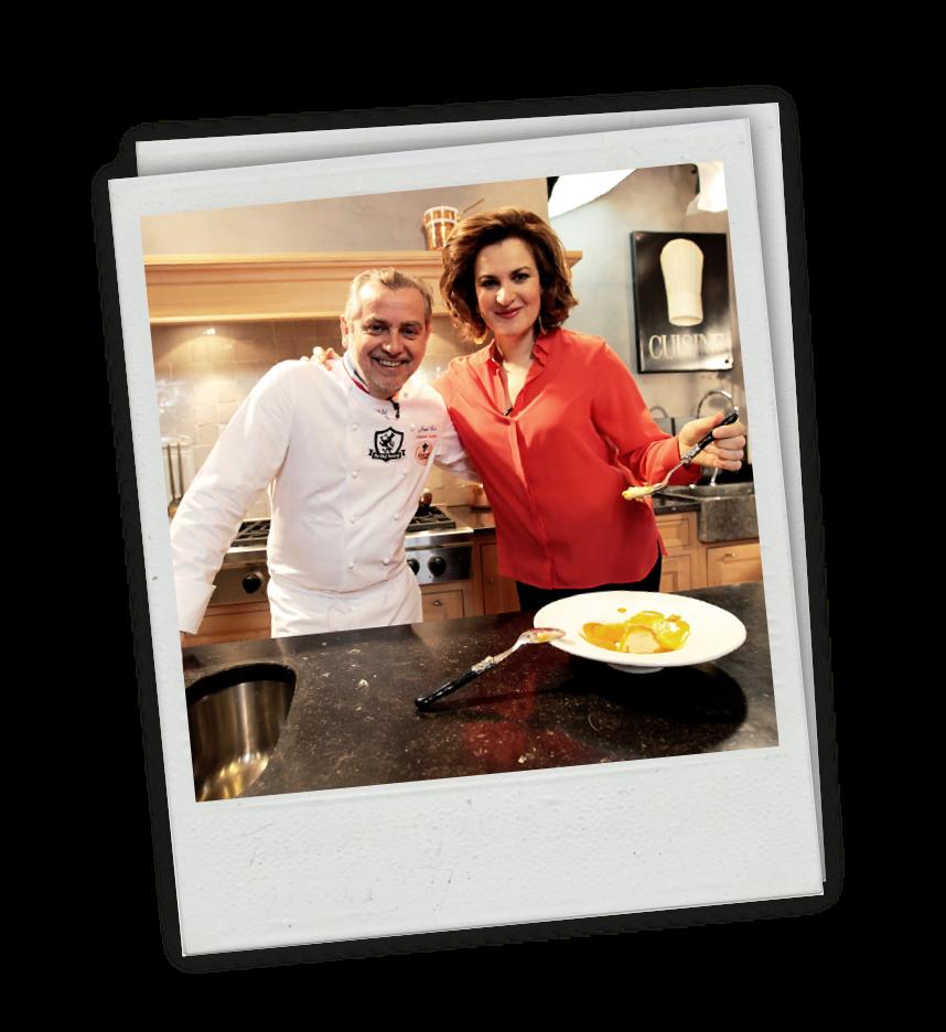 Les secrets de la Chef Factory à Lyon, web-serie décalée