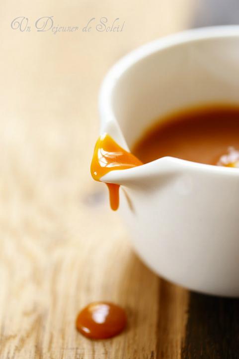 Sauce au caramel beurre salé - Butterscoth sauce