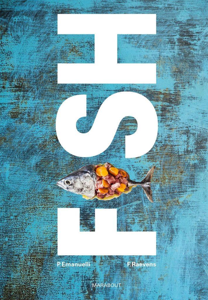 Livre de cuisine Fish de Philippe Emanuelli - avis