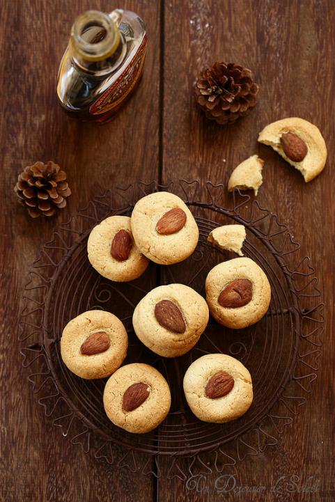 Biscuits au sirop d'érable (sans oeufs)