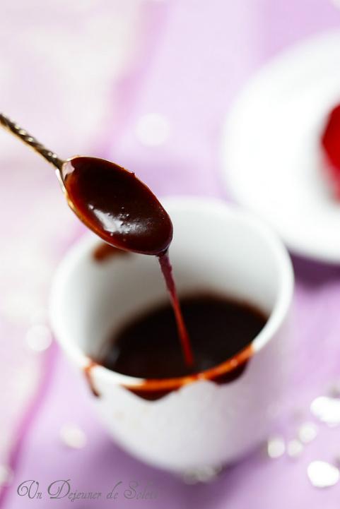 Glaçage minute au chocolat avec juste deux ingrédients