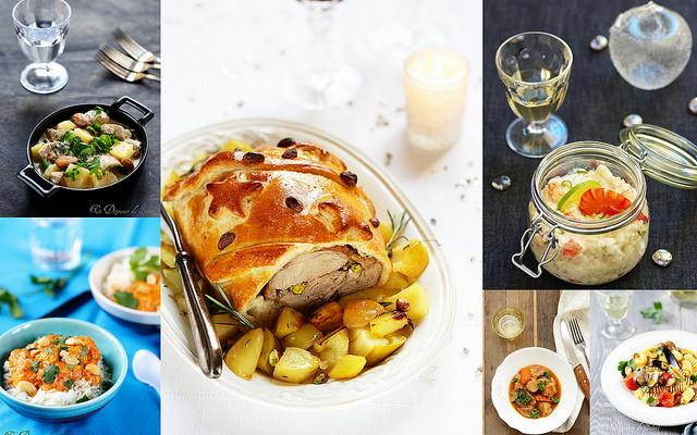 Idées recettes plats de fête
