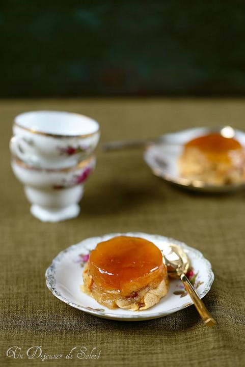 Gâteau fondant tout pomme : sans gluten, sans beurre et sans oeufs