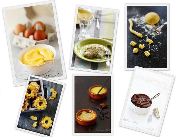 Plus de 70 recettes avec les jaunes d'oeuf et conseils de conservation