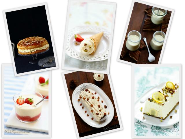 Meilleures recettes sucrées 2014 Un déjeuner de soleil