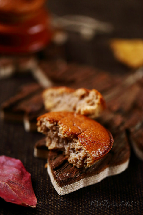 Moelleux aux marrons (sans beurre et sans gluten)