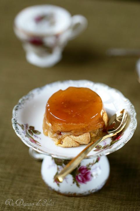 Gâteau fondant tout pomme : light avec juste deux ingrédients