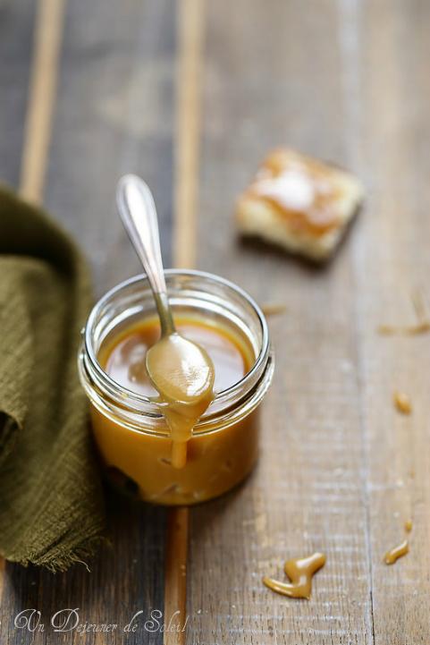 Pâte à tartiner ou crème au sirop d'érable