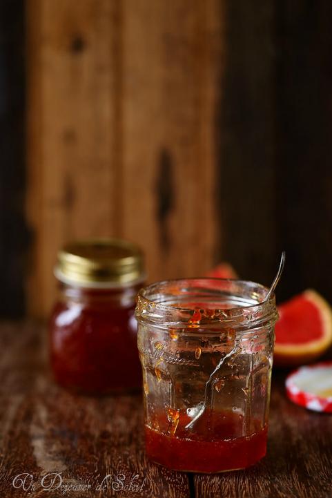 Marmelade de pamplemousse rose : recette et conseils