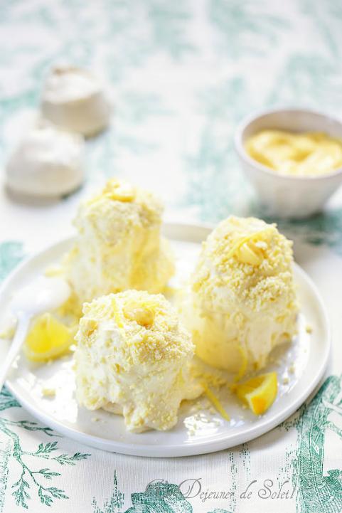 Merveilleux citron chocolat blanc
