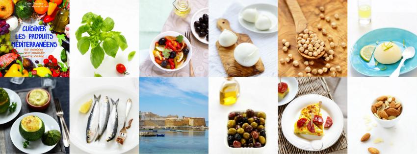 Gagnez le livre Cuisiner les produits méditerranéens de Edda Onorato et un panier gourmand de Les deux Siciles
