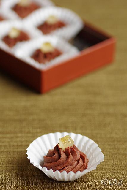 Ganache montée au chocolat (recette, proportions, astuces)