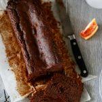 Fondant express au chocolat et marmelade d'orange