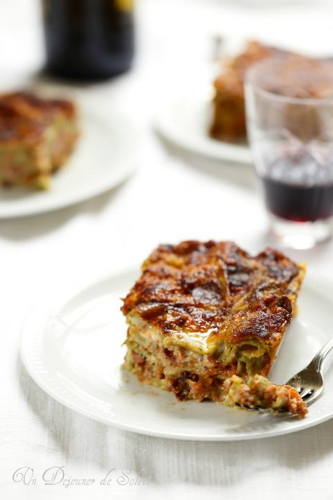 Les véritables lasagne à la bolognaise italiennes et quatre astuces pour les réussir