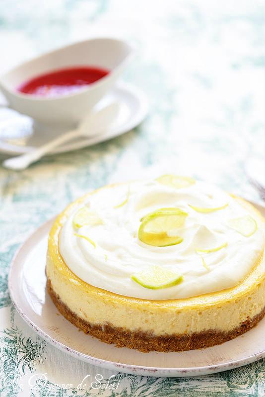 Cheesecake au citron (recette parfaite)
