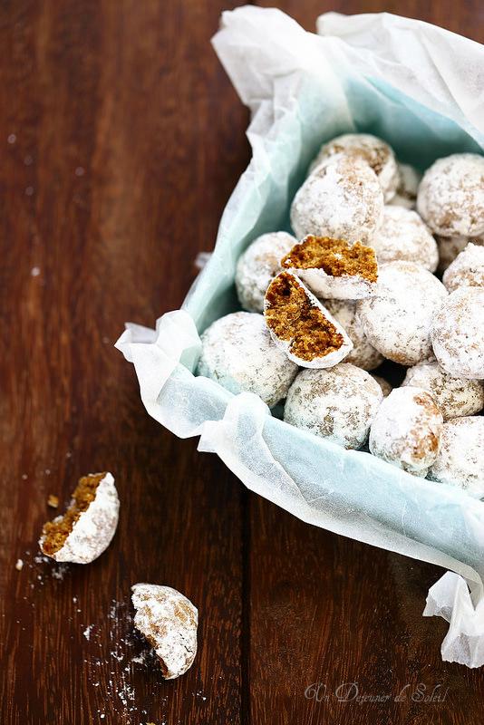 Biscuits épicés façon gingerbread