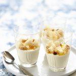 panna cotta yaourt recette rapide
